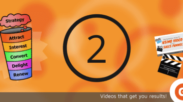 Step 2 of Video Sales Funnel