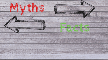 Myths and facts with arrows