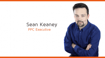 Sean Keaney PPC Executive